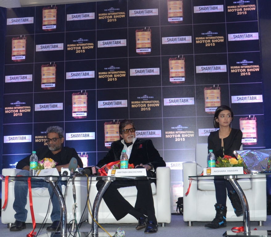 public://images/exec-life-images/2015/02/07/L to R - R Balki, Amitabh Bachchan , Akshara Hassan from Team Shamitabh at MIMS 2015.JPG