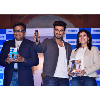Philips India adds celebrity quotient to its male grooming category
