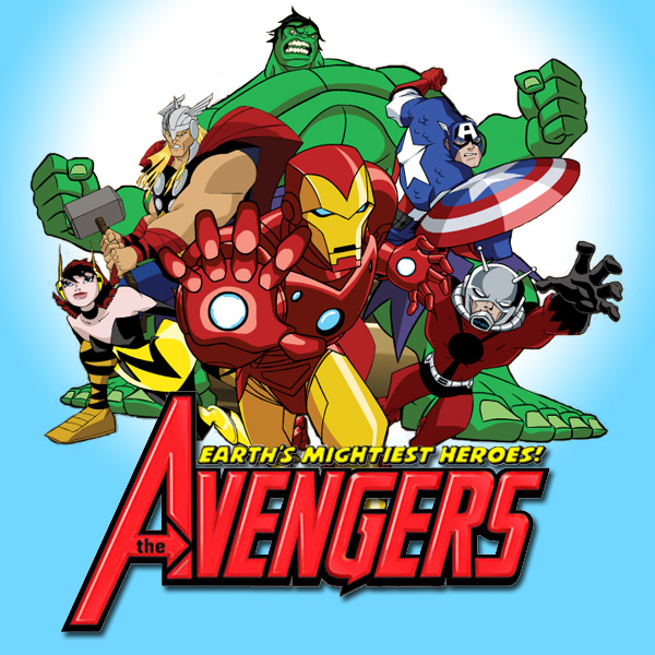 The Avengers Earth S Mightiest Heroes To Premiere On Disney Xd