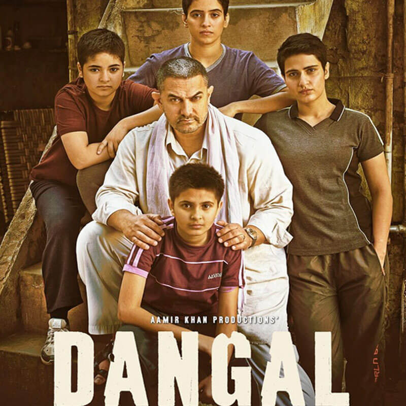 Dangal Benchmarked New Big Race On Cards Indian Television Dot Com