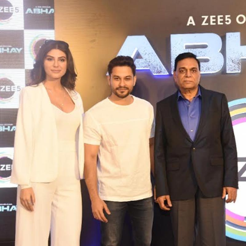 Zee5 launches procedural format crime thriller 'Abhay