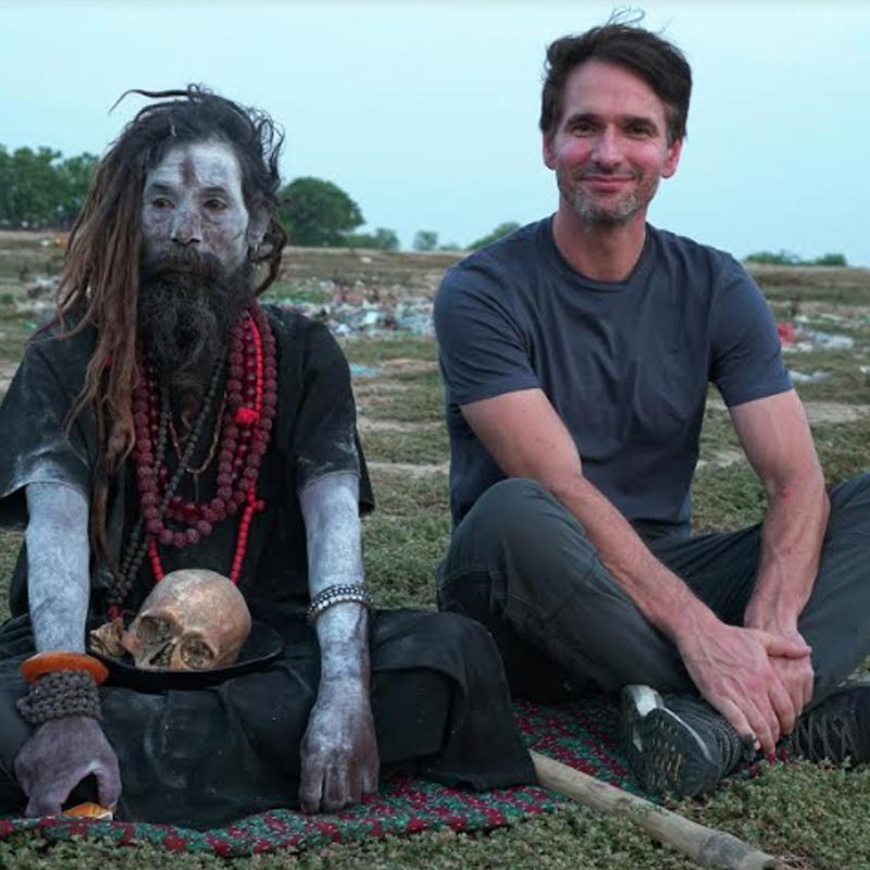 Discovery Channel To Premiere Todd Sampson S Body Hack 2