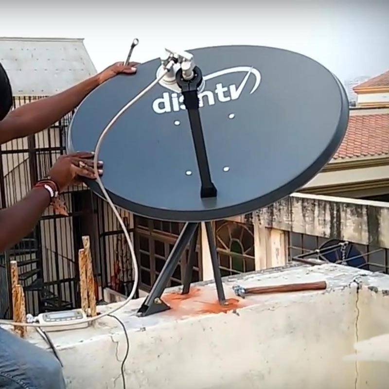 Dish TV India's launch of cricket to serial - all in one pack for hindi heartland customers - Indiantelevision.com