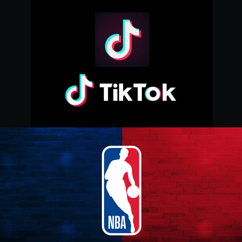 TIKTOK YOUR WAY TO THE NBA FINALS