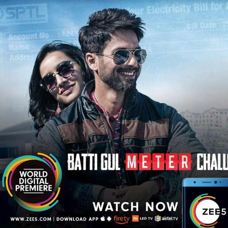ZEE5 premieres Batti Gul Meter Chalu | Indian Television Dot Com