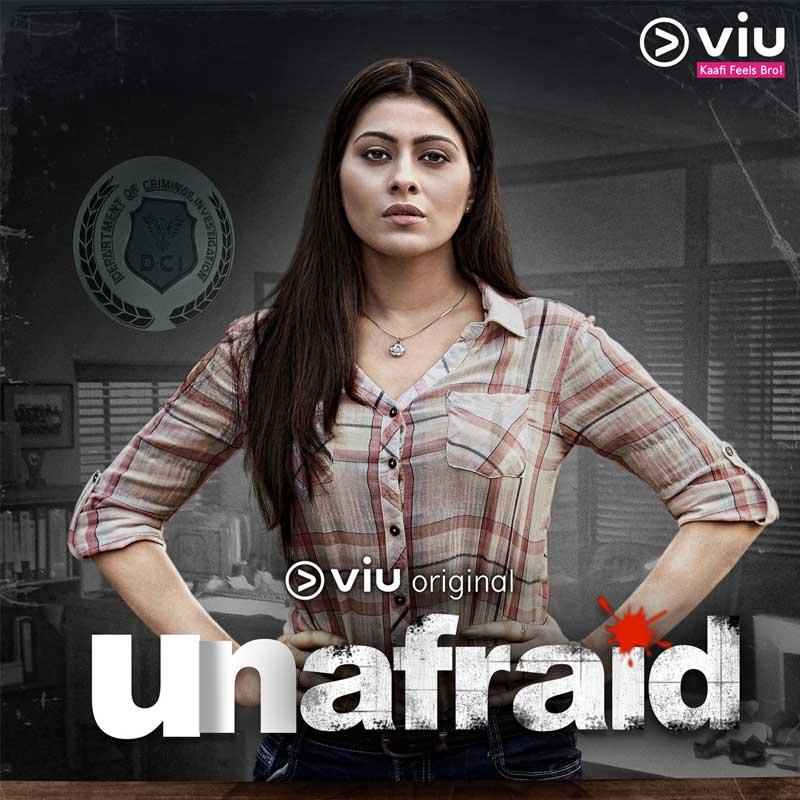 Viu launches its New Thriller Series 'Unafraid' this