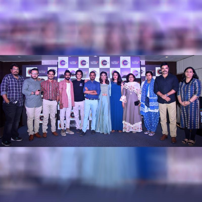 ZEE5 launches 'Sex, Drugs & Theatre' | Indian Television Dot Com