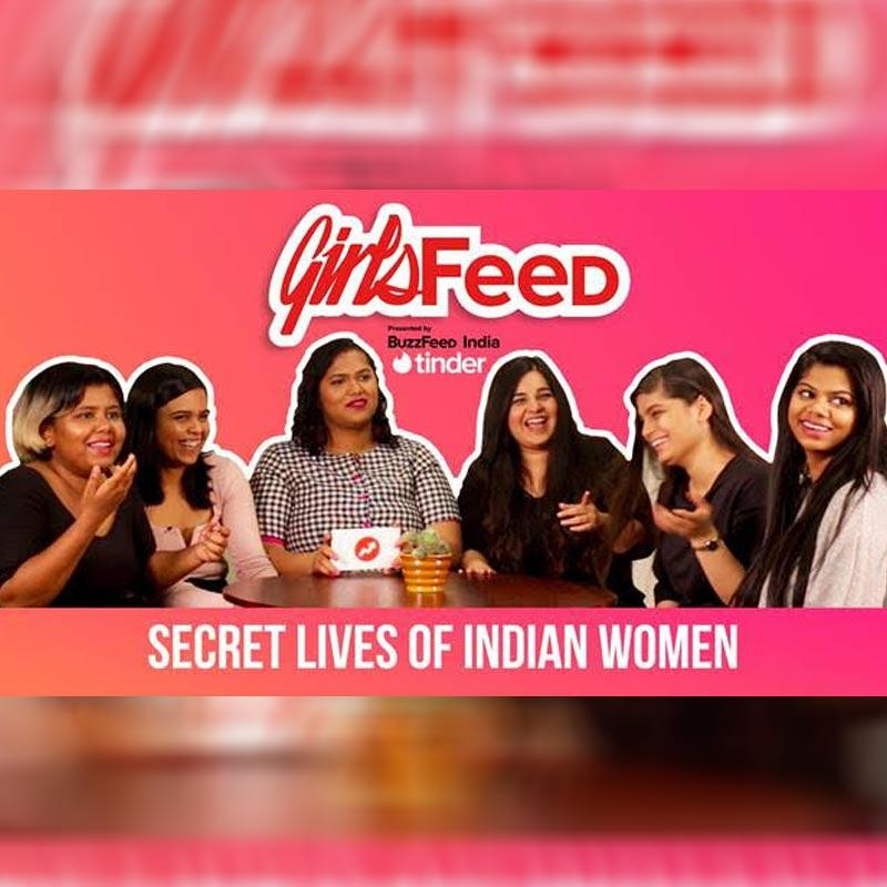 Tinder and BuzzFeed India launch GirlsFeed
