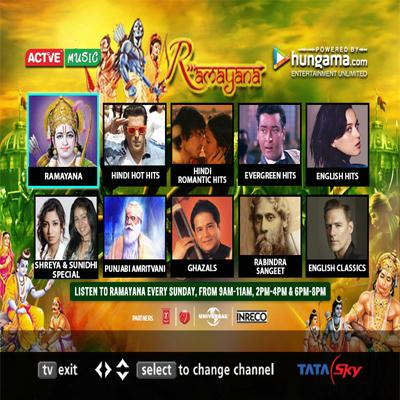 Tata Sky brings the ithaas of Ramayana to you | Indian
