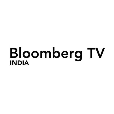 Bloomberg tv logo