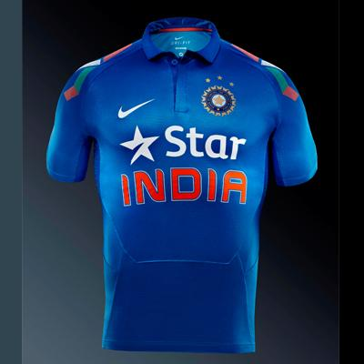 dbc4d941 Nike Cricket brings the new 'Men in Blue' jersey | Indian Television ...