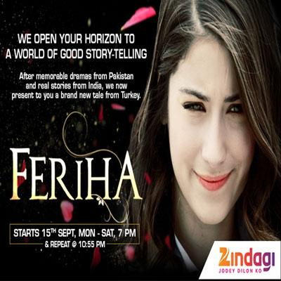 Zindagi to bring new show from Turkey | Indian Television Dot Com