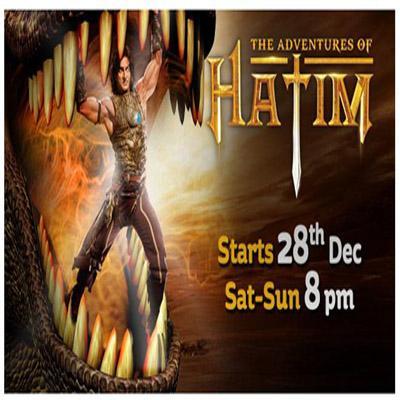 Hatim' to return on Life OK   Indian Television Dot Com