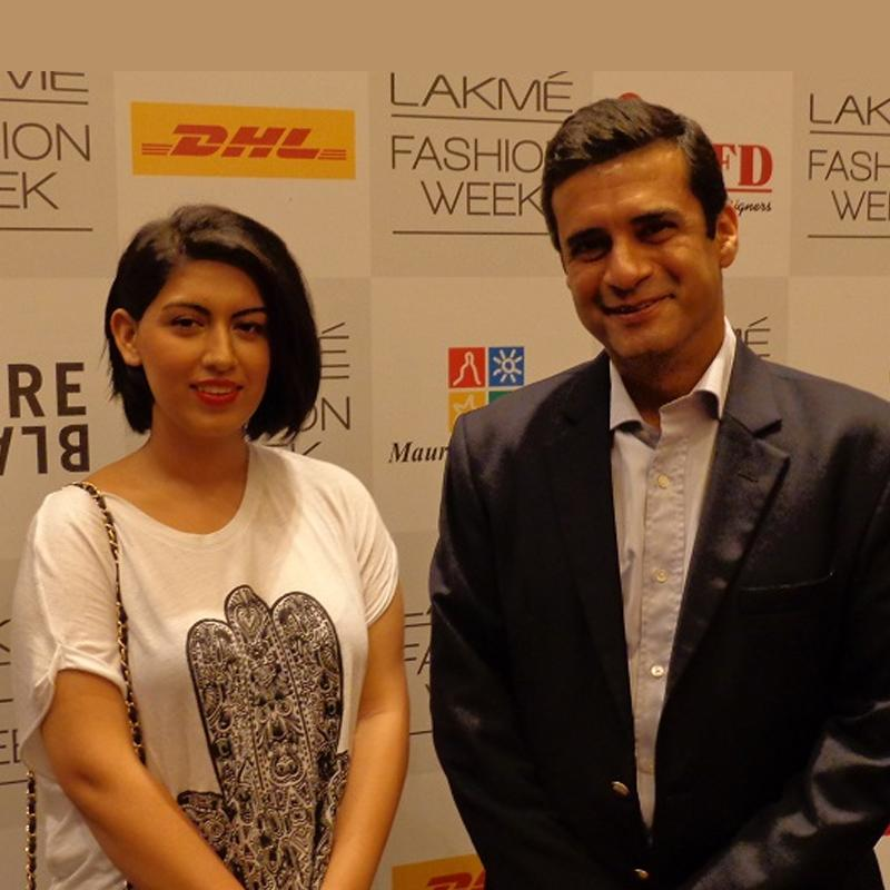 Dhl To Present Designer Pria Kataria Puri At Lakme Fashion Week Winter Festive 2013 Indian Television Dot Com