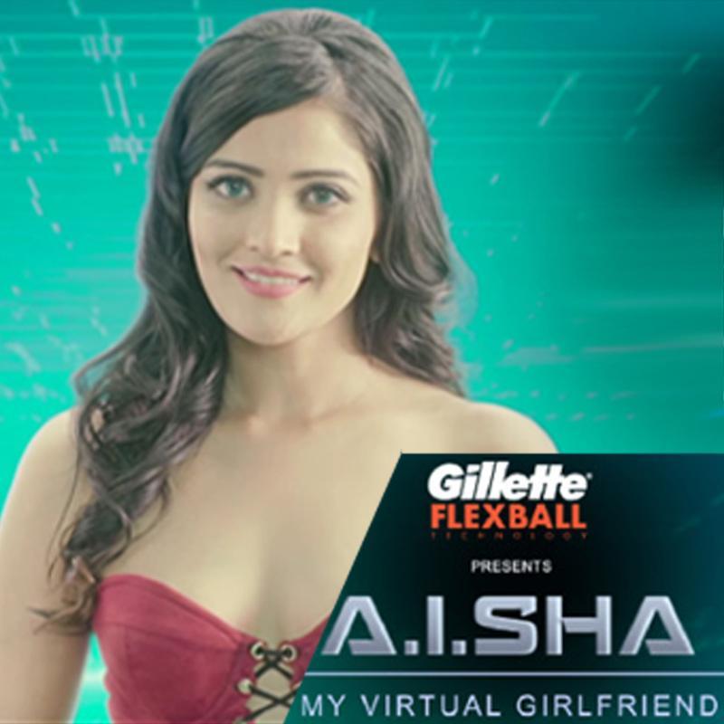 Artificial intelligence girlfriend