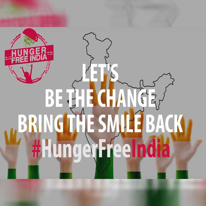 LG launches #HungerFreeIndia campaign | Indian Television