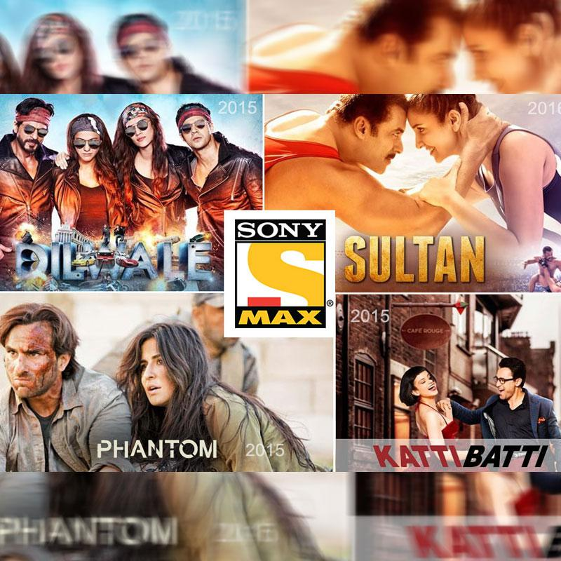 Sony max hd movies today | SONY MAX : TV schedule India