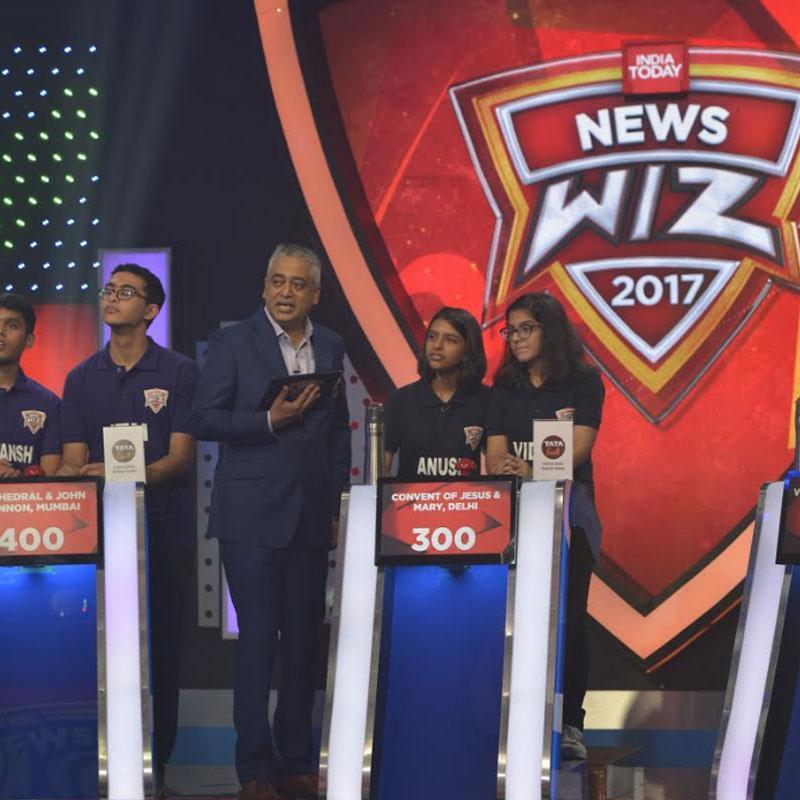 Rajdeep Sardesai's quiz show back on India Today TV | Indian