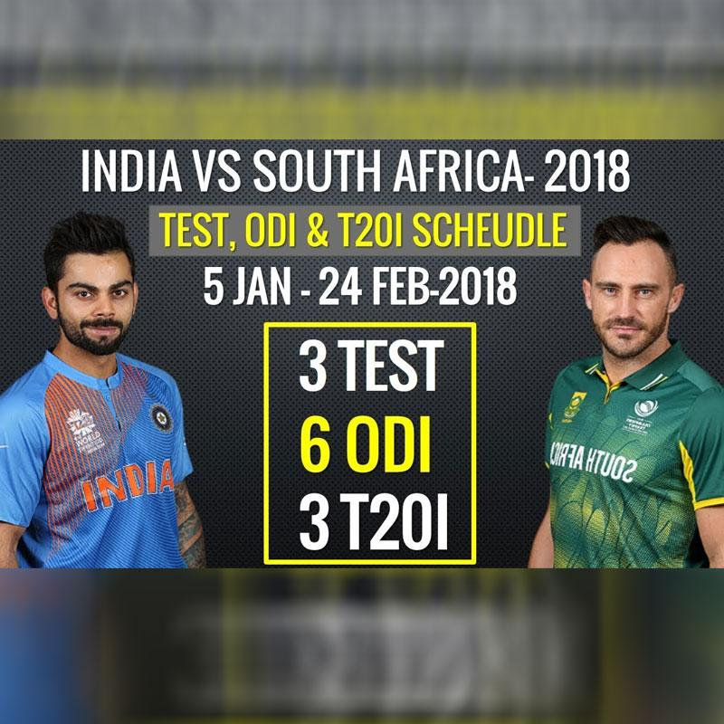 Sony Ten 1 & Sony Ten 3 to broadcast India's first SA tour