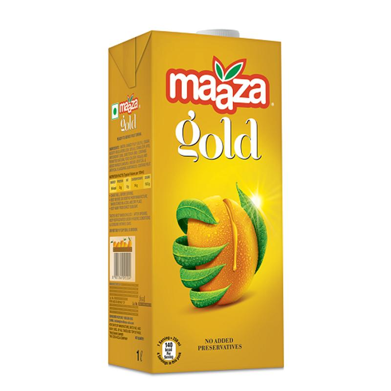 Coca-Cola launches Maaza Gold | Indian Television Dot Com