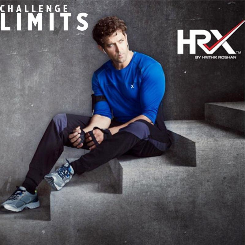 b92c5d8e31f Hrithik Roshan s HRX teams up with CureFit for workout routine ...