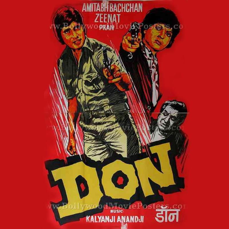 Sony MAX2 celebrates 40 years of Don | Indian Television Dot Com