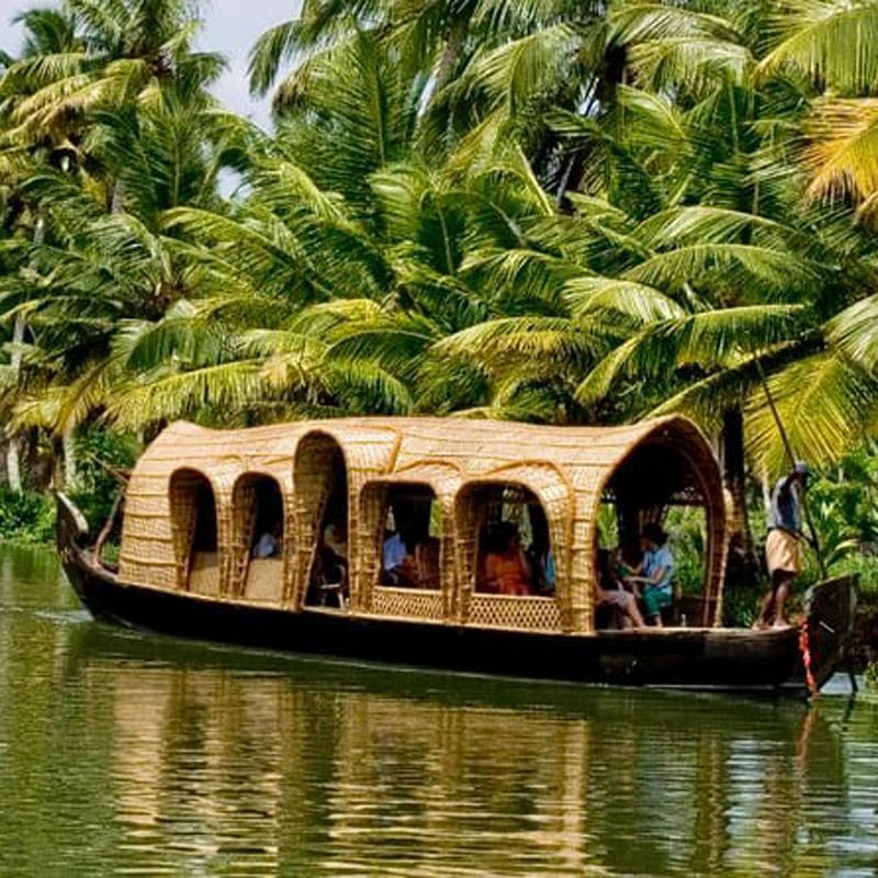 Kerala Tourism's Monsoon Campaign #ComeOutAndPlay