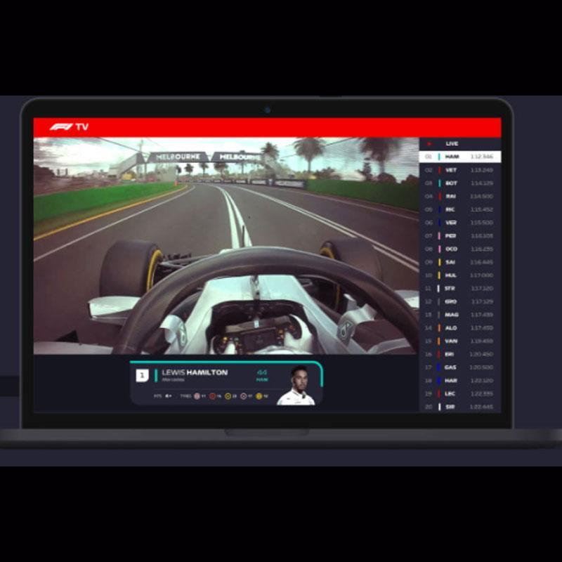 F1 TV to launch on Amazon Prime | Indian Television Dot Com