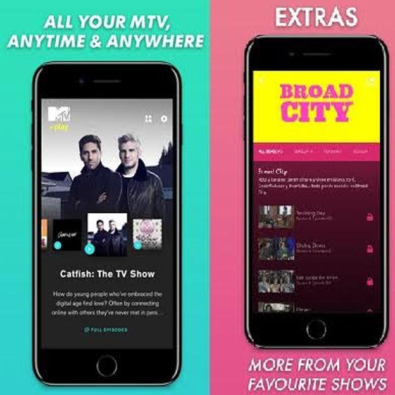 Viacom launches MTV Play, Comedy Central Play mobile apps in
