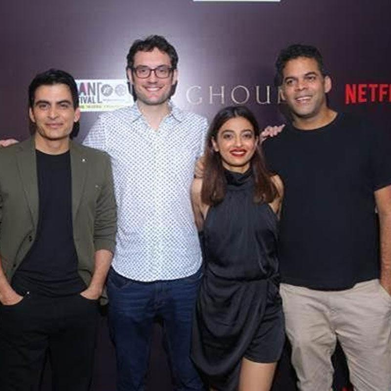 Ghoul, Netflix's First Indian Horror Series, screens in Delhi in