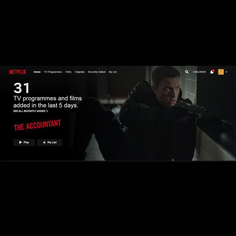 Netflix sees tremendous advantages for internet viewing in