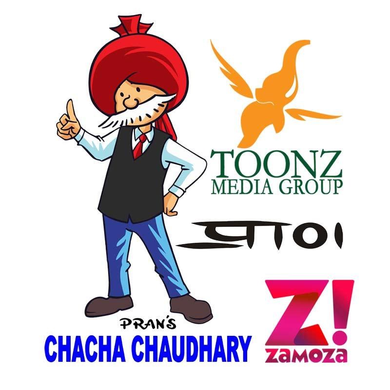 Toonz Media to Recreate the Iconic Indian Comic, Chacha Chaudhary