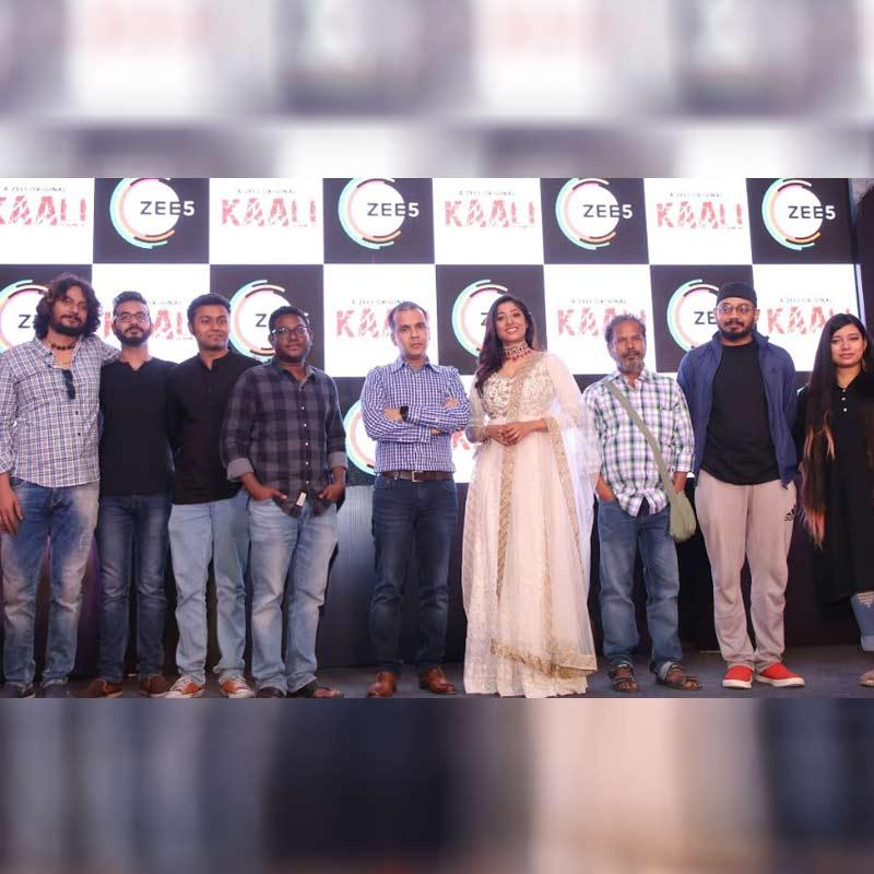 ZEE5 LAUNCHES ITS FIRST BENGALI ORIGINAL WEB SERIES 'KAALI' | Indian