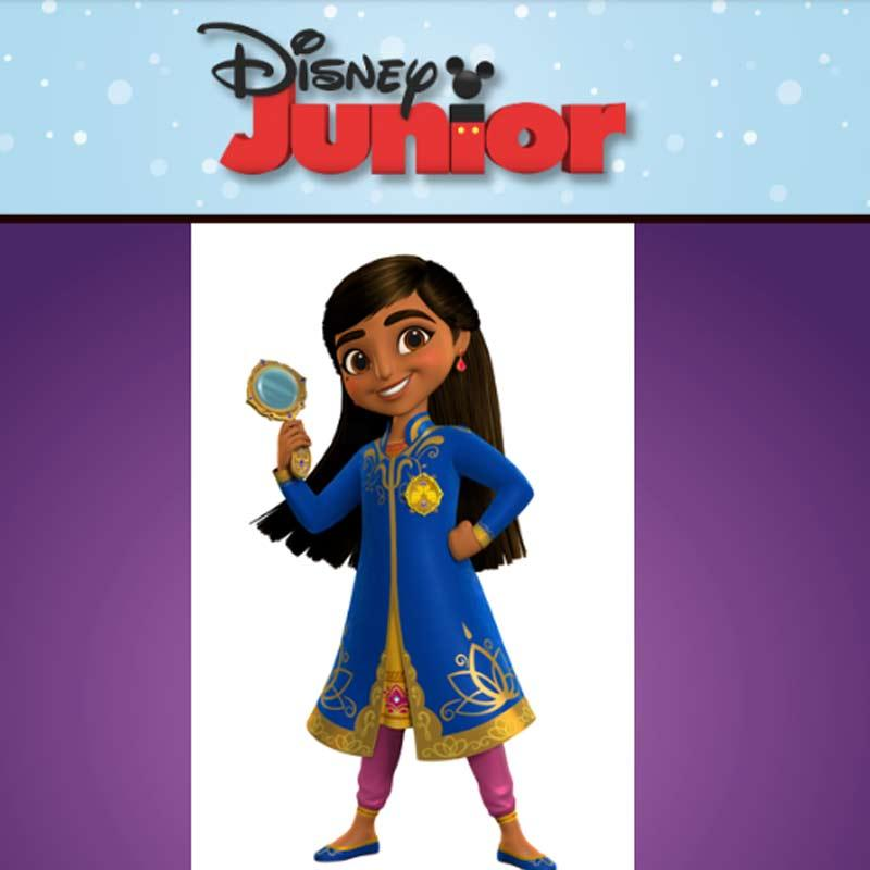 PRODUCTION BEGINS ON DISNEY JUNIOR'S 'MIRA, ROYAL DETECTIVE,' A  MYSTERY-ADVENTURE SERIES FOR PRESCHOOLERS INSPIRED BY THE CULTURES AND  CUSTOMS OF INDIA | Indian Television Dot Com