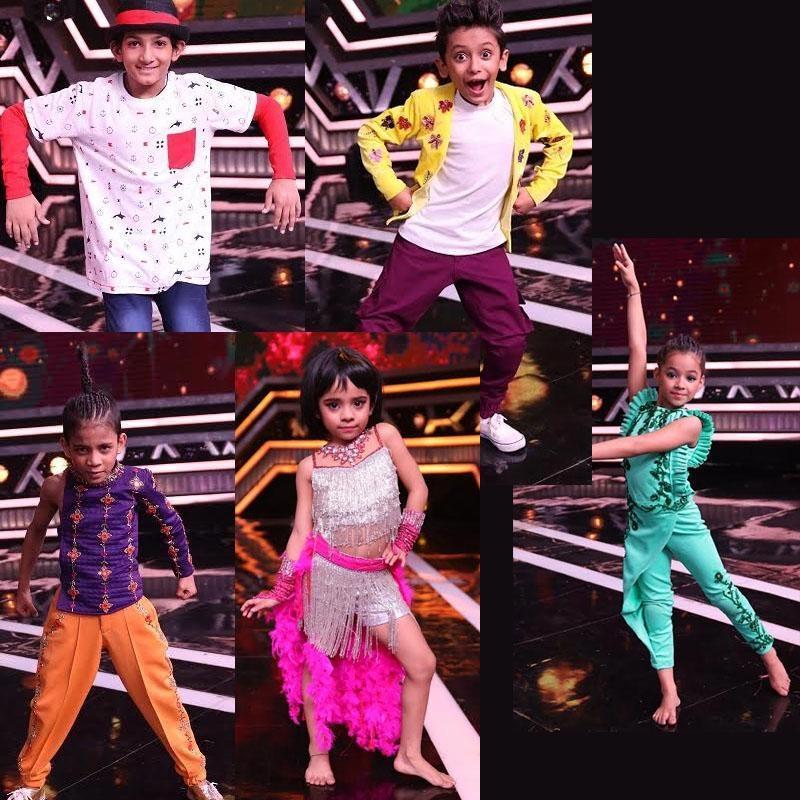 Super Dancer Chapter 3 announces its top 5 finalists