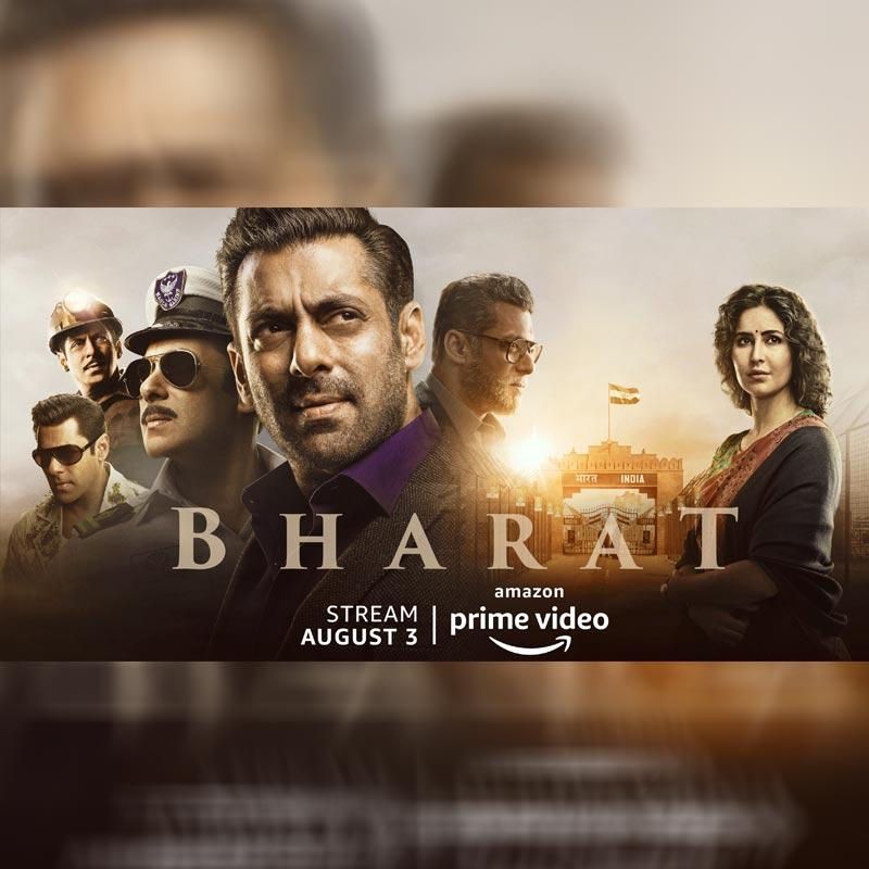 Watch the digital premiere of Salman Khan starrer Bharat on