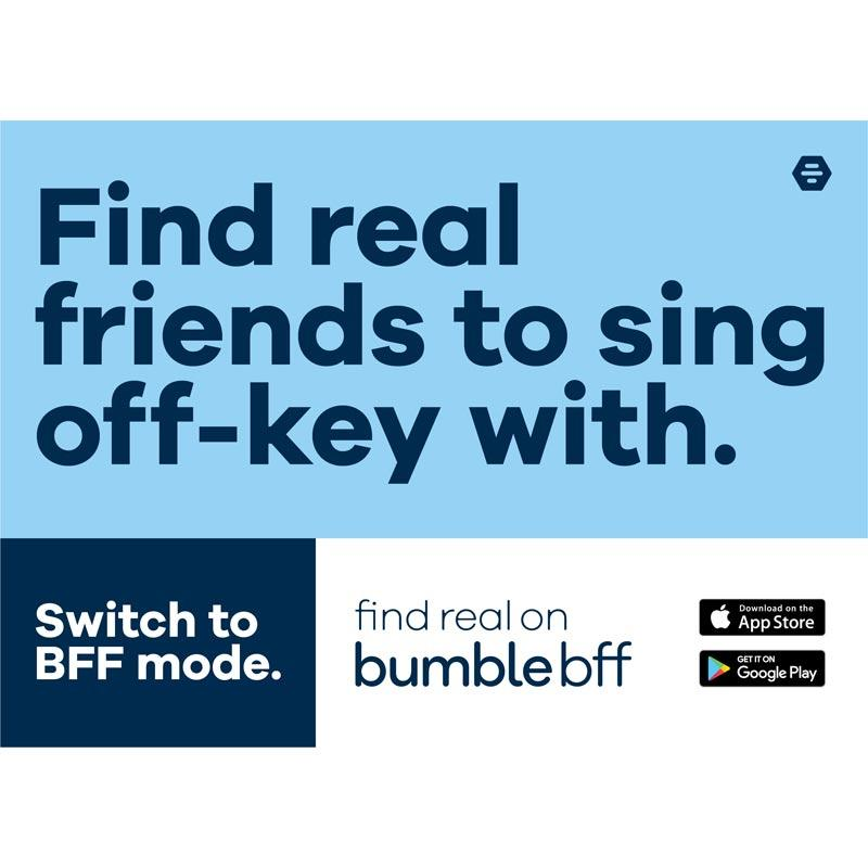 Bumble BFF launches campaign championing real friendship | Indian