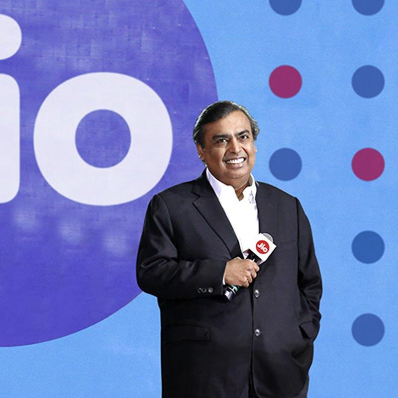 Jio GigaFiber's commercial services start Sep 5
